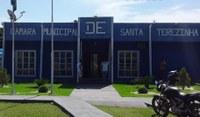 Câmara vota amanhã as contas da Prefeitura de Santa Terezinha