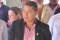 Presidente da Câmara fala sobre o veículo recebido da Prefeitura Municipal