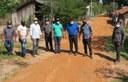 Vereadores e Prefeito visitam comunidade de Lago Grande